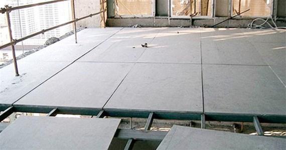 山西loft钢结构楼层板搭建fang法及技巧