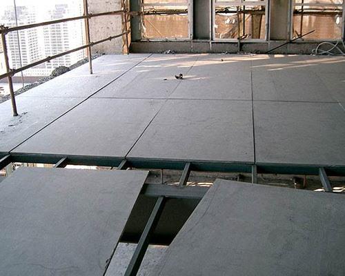 LOFT钢结构楼层ban